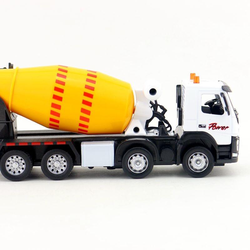 Volvo Cement Mixer Truck (17)