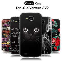 Buy EiiMoo Luxury Cartoon Fundas Coque LG X Venture Case Silicone Soft Tpu Phone Bags Back Cover LG X Venture V9 Case Cover for $2.18 in AliExpress store
