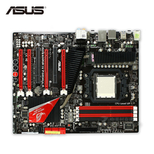 Asus Crosshair IV formula Desktop Motherboard 890FX Socket AM3 DDR3 SATA3 USB3.0 ATX Second-hand High Quality(China)