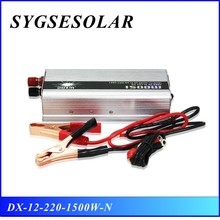Best Quality 1500W Power Inverter 1500W Doxin Voltage Regulator Charger Household DC 12V to AC 220V 1500 Watt Converter