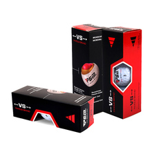 2017 New Arrival Original PGM Golf Ball Three-layer Match Ball Gift Box Package Golf Ball Set 12pcs Set 3pcs Set Game Use Ball(China)