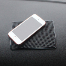 Car Dashboard Holder Sticky Pad Anti Slip Mat for MP3 MP4 IPDA Key Coin Sunglass Phone Holder Silicone Non Slip(China)
