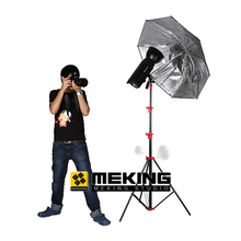 3m 9.8ft  Photo Studio Air-Cushion Heavy Duty Lighting Light Stand Tripod support system holder for Photo Studio Video Flash