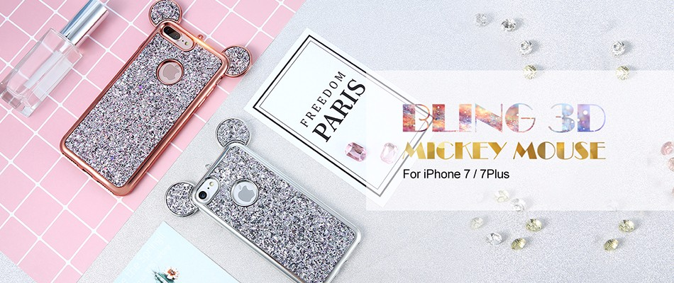For iPhone Mickey Mouse Case Cover
