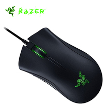 Razer DeathAdder Elite Wired Gaming Mouse 16000DPI Optical Sensor Ergonomic 7 Independently Programmable Buttons Mouse