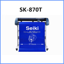 Chinese Sk 870mm fashion and useful Cutting Plotter/Vinyl Cutter with CE