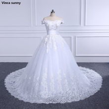 Buy Gorgeous Ball Gown Wedding Dress Lace pearl Vestido De Novia Princes Vintage Wedding Dresses Real Image Bridal Gown 2018 for $218.12 in AliExpress store