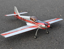 HAIKONG ZLIN 50E 58 inch Electric RC Wooden Model Airplane A122