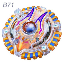 1 pc Super Beyblade Metal Funsion 4D B71 Spinning Top Classic Toy Fighting Gyro With Launcher Original box(China)