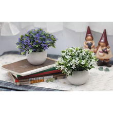 1 bouquet of artificial plant decoration simulation grass home decoration high quality flower accessories