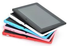 7 Inch Android Tablets PC WIFI Bluetooth Quad Core1GB 16GB Dual Camera  1024*600 lcd 7 Tab Pc 7 8 9 10 inch tablet