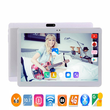 2017 Newest 10 inch 4G Lte Tablet PC HD 1920*1200 IPS Ocat Core 4GB RAM 64GB/32GB ROM Dual SIM Card Android 6.0 IPS tablet PC 10