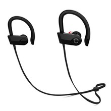 Boas Running Headsets Sport Earphones Bluetooth Wireless Stereo Music Headphone ear hook Handsfree with Mic for Smartphones