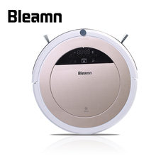 Bleamn B-Q75 Rechargeable Remote control Robotic Vacuum Cleaner for Home HEPA Fliter  Powerful Suction Floor Cleaning Aspirador