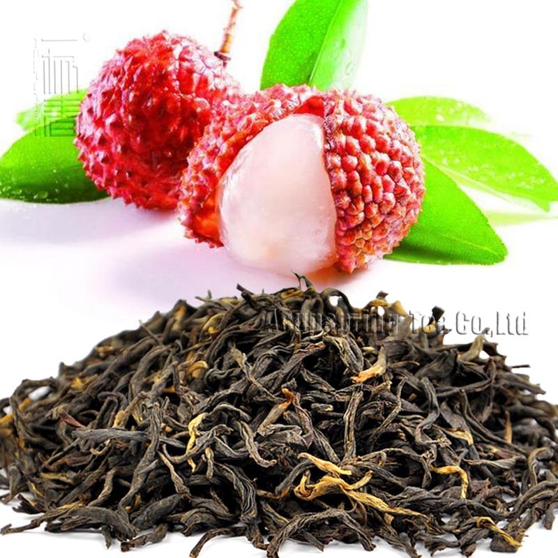 1kg,Litchi Flavor Black Tea, Hami Melon Tea,Early Spring Fruit flavor Black Tea,CTX414