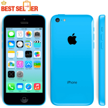 "Hot Sale Unlocked Original Apple Iphone 5C Cellphone 4.0"" Dual Core 8MP Camera IOS WIFI GPS Used mobile phone Multi-language(China)"