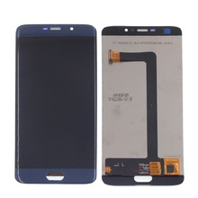 Original Quality Elephone S7 LCD Display Touch Screen Digitizer Assembly replacement Elephone S7 Phone Parts Free Tools