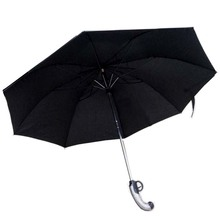 Classic gun folding,knife style and pistol style umbrella, personality umbrella gift