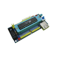 ATmega8 ATmega48 ATMEGA88 board AVR quality DIY kits (no chips)