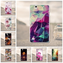 For Sony Xperia C4 Case Silicone Cover for Sony Xperia C4 E5303 E5306 E5353 Cases 3D Soft TPU Mobile Phone Bags for Sony C4 Case