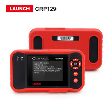 2017 Newest Launch CRP129 Code reader obd2/eobd scan tools support 4 systems launch X431 Creader CRP 129 same as viii DHL free(China)