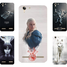 Buy GOT Game Throne House Stark Soft TPU Painting Case Lenovo K5 A6020a40 / K5 plus A6020a46 / Lemon 3 Phone Printed Cover for $2.13 in AliExpress store