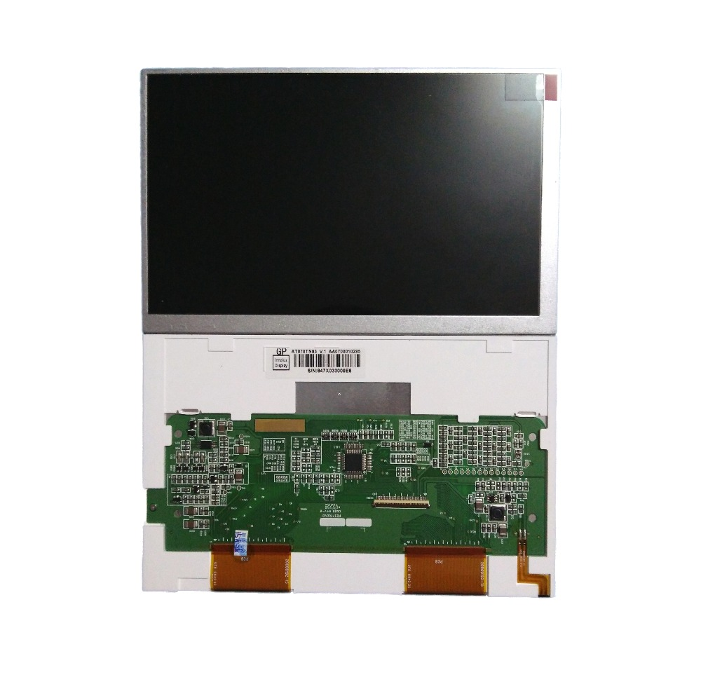 7 TFT AT070TN83 V.1 40 Pin LCD Screen Panel Module Controller 800x480<br>