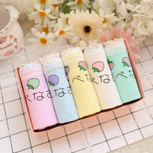 Ms L230 Gift Boxes Cotton Underwear Lovely Sweet Strawberry Taobao Sexy Lace Cotton Underwear Gift Box(China)