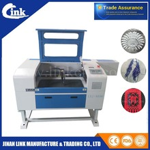 High precision small laser cutting machine 5030 6040/Popular DIY photo crystal laser engraving machine