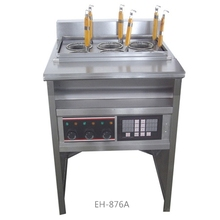 EH-876A Timer control Vertical Nookle Cooker of noodles pasta stove electric cooker boiler stove pasta boiling machine(China)