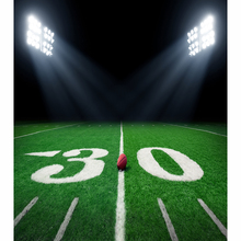 Sports Football NFL Themed Field photo backdrop Vinyl cloth Computer printed party Backgrounds