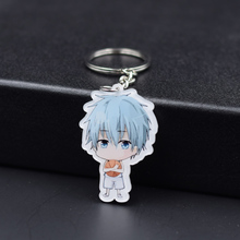 Kuroko's Basketball Keychain 13 Styles Kuroko Key Chains Pendant Hot Sale Custom made Anime Key Ring FQ1