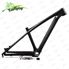 Newest China carbon frame for kids riding 26er carbon mountain bike frame superlight carbon mtb frame 26er carbon bicycle frame(China)