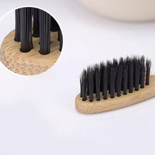 Genkent 1PCS Environmentally Wood Toothbrush Novelty Bamboo Tooth Brush Oral Hygiene Bamboo Fibre Teeth Brush Soft Bristle(China)