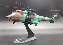 AM 1:72 French Puma helicopter multipurpose model Alloy aircraft model AS532 Favorite Model(China)