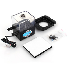 Sc-300t 12v Dc Ultra-Quiet Water Pump&Pump Tank For Pc Cpu Liquid Cooling