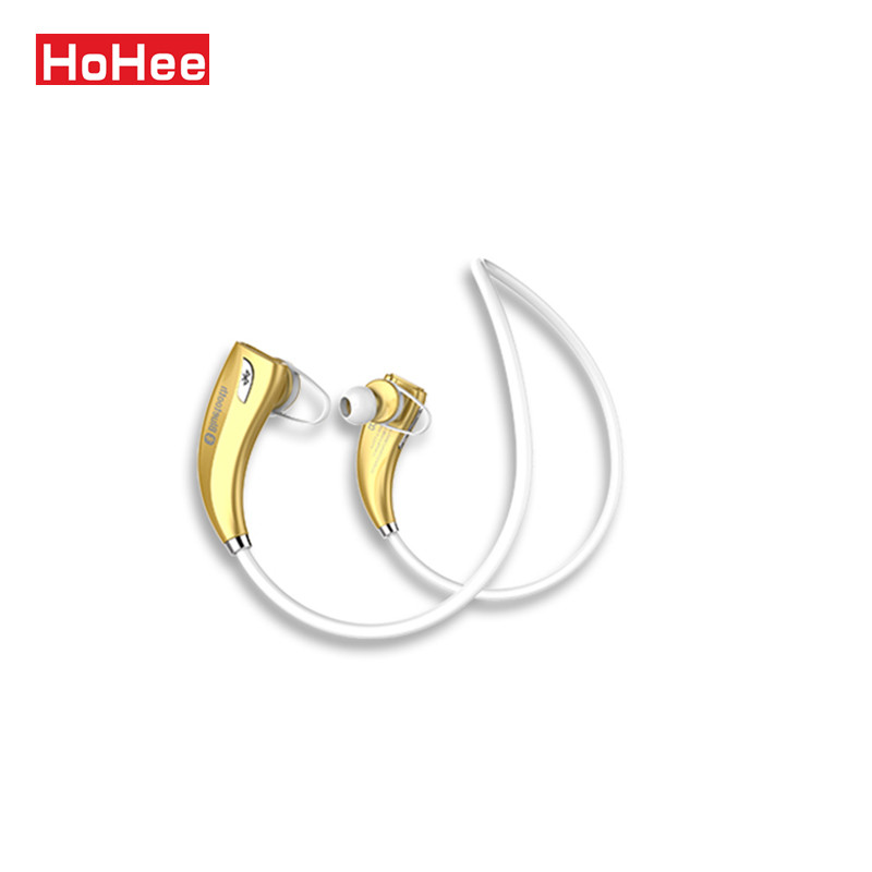 SM809 Portable Wireless Bluetooth Earphone  Magnet Sport HIFI Music Stereo in Ear Built in Mic For Smartphone yellow In-Ear<br><br>Aliexpress