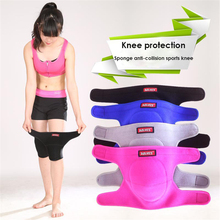 Volleyball Knee Pads Thicker Sponge Sports Support Kneepads For Basketball Dance Joelheira Rodilleras Protector A-0216