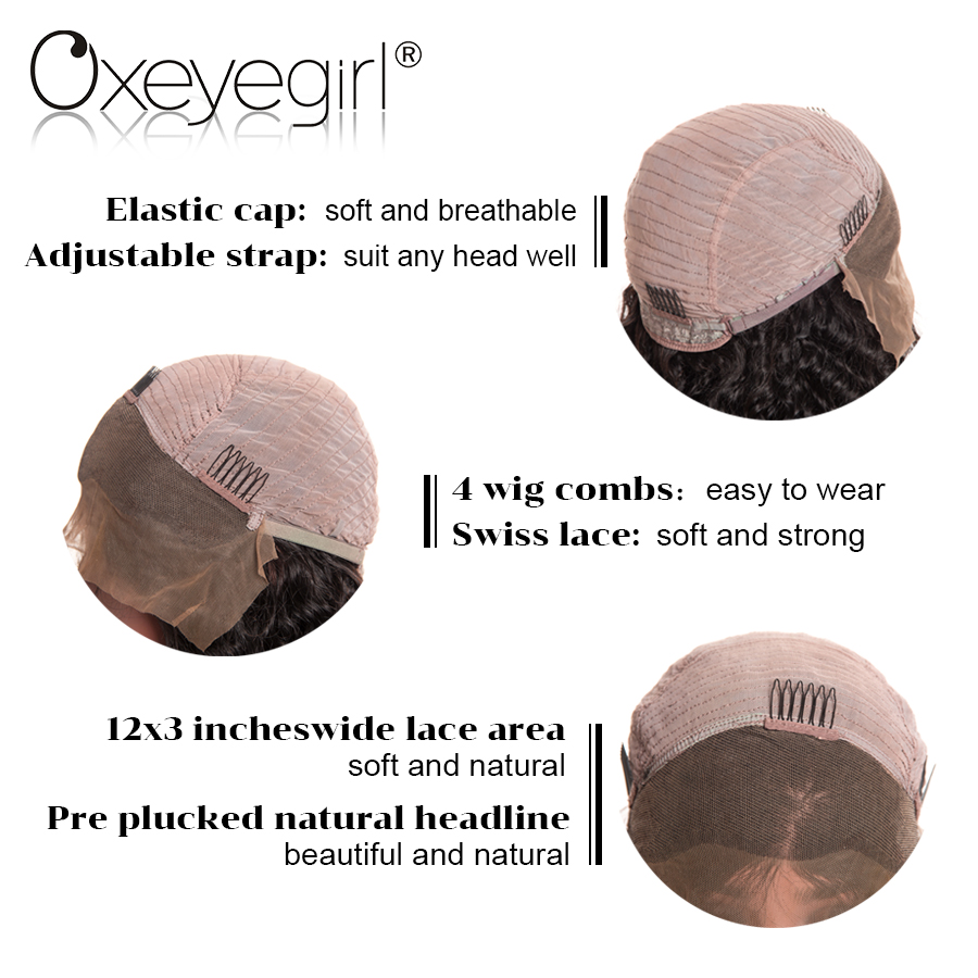 HTB1dVhmRXXXXXbPXFXXq6xXFXXXN - Oxeye girl Lace Front Human Hair Wigs With Baby Hair Deep Wave Brazilian Hair Wigs For Women Natural Black None Remy Lace Wig