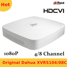 Buy Original Dahua 4 Channel 8 Channel Penta brid 1080P Digital Video Recorder Dahua HCVR HDCVI camera system XVR5104C XVR5108C for $80.84 in AliExpress store