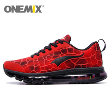 Buy Hotsell onemix AIR Men Running Shoes 2017 Women Ladies Running Sports Sneaker Breathable Trainer Walking Outdoor Comfortable for $54.18 in AliExpress store