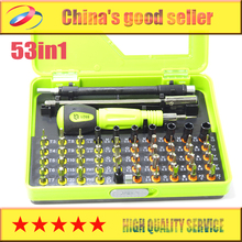 Freeshipping 53 in1 Screwdriver Screwdrivers Set Star Pentalobe 0.8 1.2 for iPhone Mac Android Samsung Galaxy Tools
