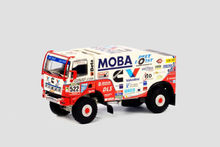 WSI, Ginaf Service Ederveen, Ginaf Rally Truck, DieCast, Model, 1/50, 01-1604(China)