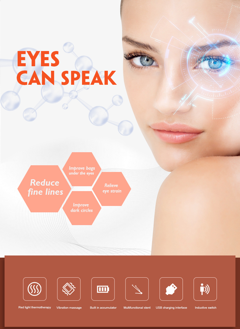 Wholesale Eye Message Stick Eyes Wrinkle Removing Pen Beauty Eye Massager Instrument Electric Vibrator Health Beauty for Women 7