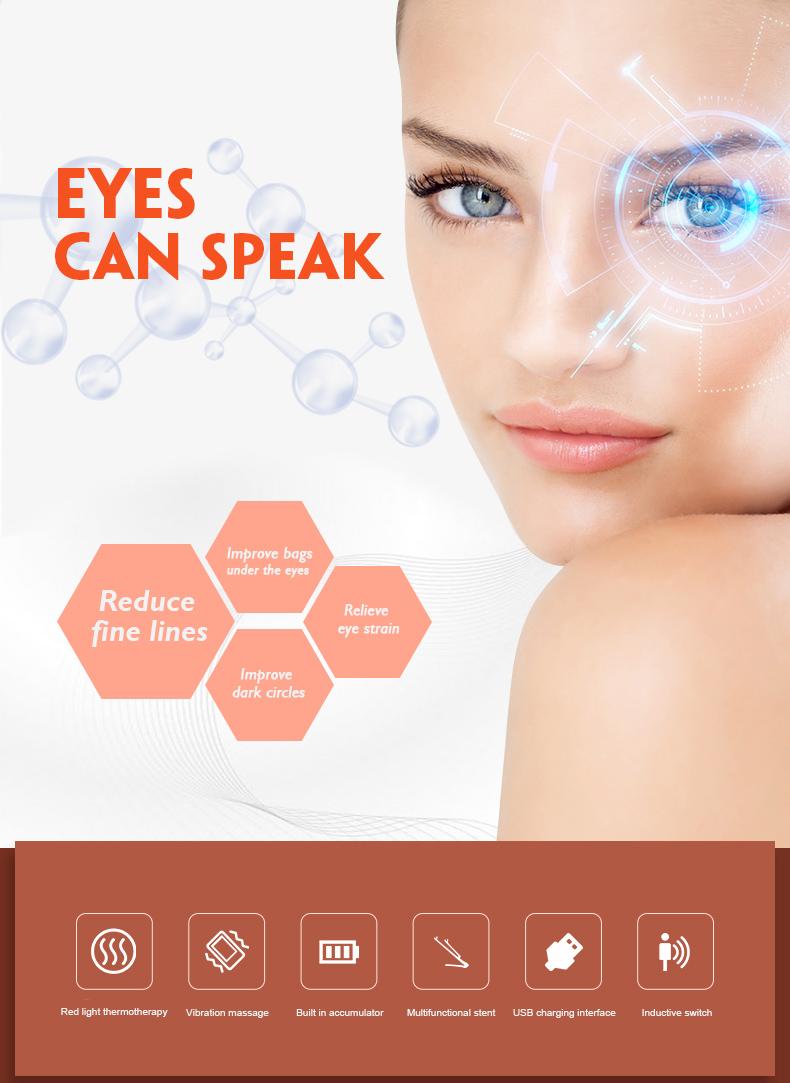 Wholesale Eye Message Stick Eyes Wrinkle Removing Pen Beauty Eye Massager Instrument Electric Vibrator Health Beauty for Women 7