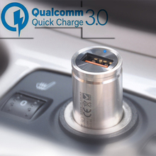 Quick charge 3.0 for iphone ipad car charger Samsung LG Nexus HTC Android mobile adapter QC3.0 fast plug 200pcs/lot 5V 2.4A 9V