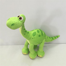 The Good Dinosaur 2015 30cm Cute Green Dinosaur Plush Toys Animals Stuffed Dolls Brinquedos Kids Gift High Quality
