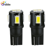 Promotion 2x T10 LED W5W LED 194 168 2825 5630-SMD LED Bulb Car Interior Dome Reading Luggage Box Light Lamp White