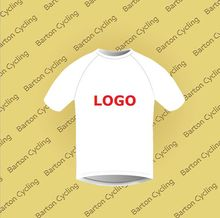 Custom Design Your Logo Summer Short Sleeve Jersey Racing Running Cycling Sports T-Shirts C105
