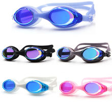 Men Women Professional Anti-fog Waterproof UV Protection Goggles Swimming Glasse